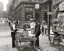 Oyster Cart Street Vendor