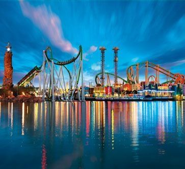 Islands of Adventure | Universal Studios | Florida - OMG :-D