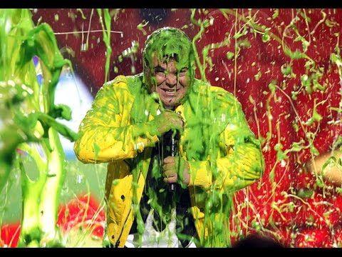 Jack Black Slimed ►KCAs 2008