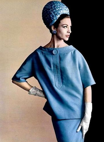the height of fashion in its time but who is brave enough to wear this now?
