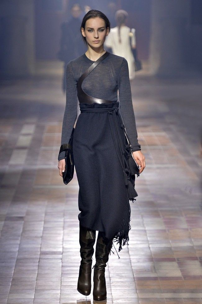 Visions of the Future // lanvin-fall-winter-2015-runway21