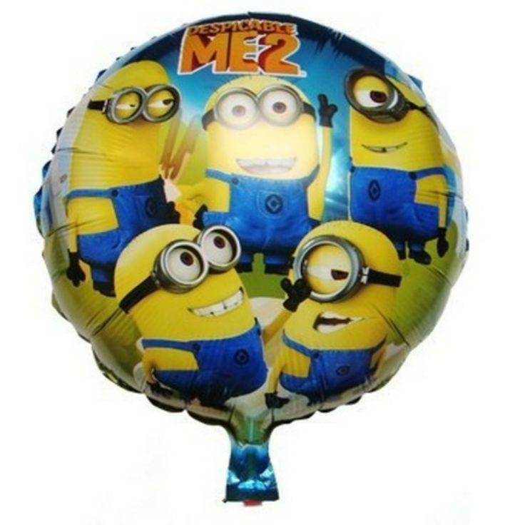 18inch despicable me party minions foil  balloons baby boy shower kids birthday decoration, festa de aniversario #>=#>=#>=#>=#> Click on the pin to check out discount price, color, size, shipping, etc. Save and like it!