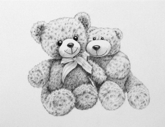 Aangepaste houtskool tekening van uw foto van de Baby handen