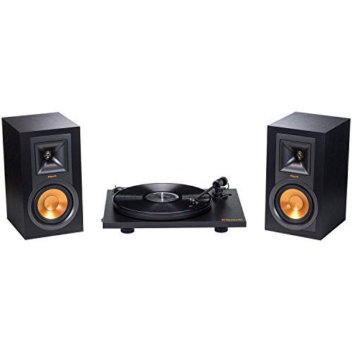 awesome Klipsch R-15PM Powered Monitor - Black (Pair)