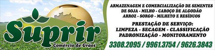 ARMAZENAGEM E COMERCIALIZAÇÃO DE SEMENTES -SOJA -MILHO - SORGO -CAROÇO DE ALGODÃO -ARROZ.., E PRESTAÇÃO DE SERVIÇO ,CLASSIFICAÇÃO... (65) 3308-2096 (65)9961-3754 VIVO PERIMETRAL DAS SAMANBAIAS SN