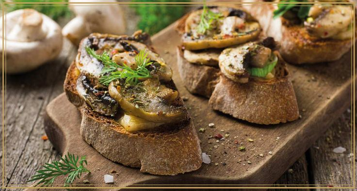 Taking the ceps, milk caps and field mushrooms he has gathered from the woodland floor, Chef Bruno Loubet  of Grain Store in London creates his delicious mushrooms on toast in an autumnal, al fresco setting. He uses a trio of Maille products: Hazelnut Oil, Balsamic Vinegar Glaze, & Hazelnut, Black Chanterelle, and White Wine Mustard!