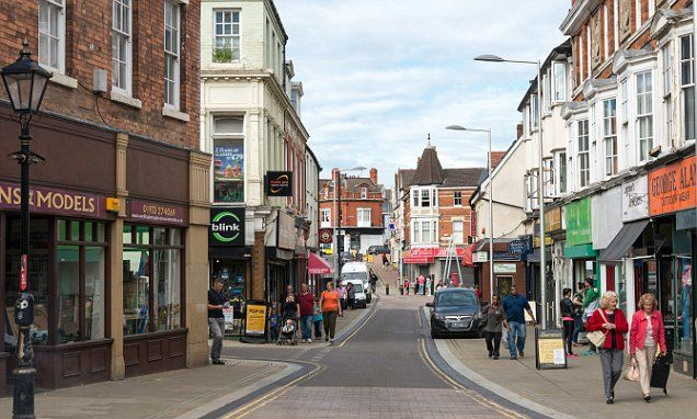 Most affordable commuter towns revealed including Wellingborough | Daily Mail Online