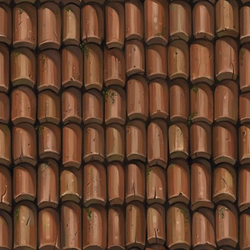 2d games roof tile texture - Google Search