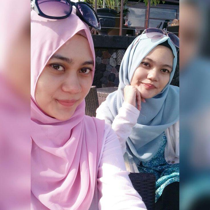 Sister is always a best partner