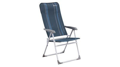 Outwell Outdoor Furniture | KENORA Camping Reclining Chair | Camping Caravan