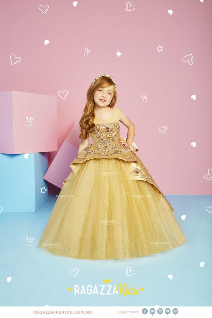 Kids210540 Mi Estilo Vestidos Con Tacones Vestidos De