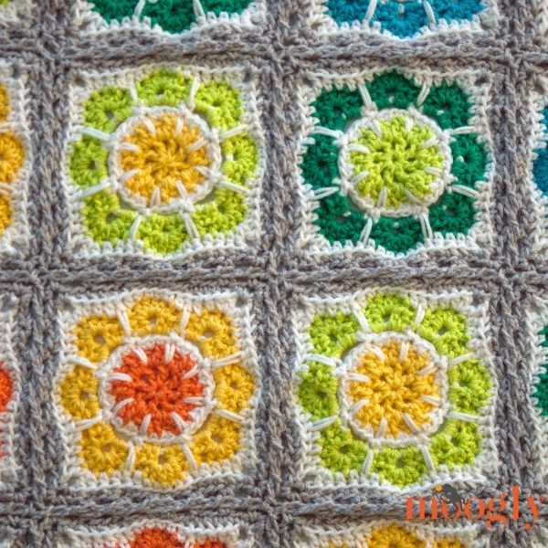 1000+ images about Crochet granny squares on Pinterest Granny square blanke...