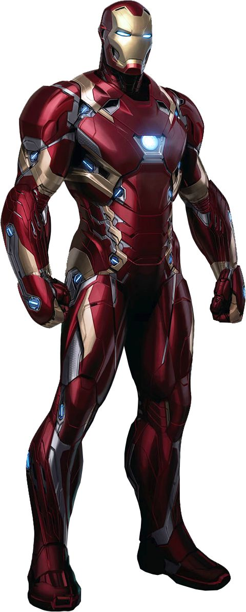 Iron Man Armor Mark 46
