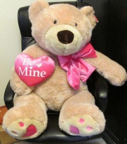 The Games Factory 2 Stuffed Teddy Bears Valentine Stuff