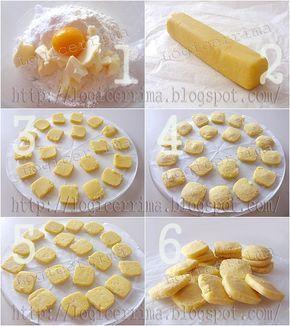 Biscotti cotti al Microonde