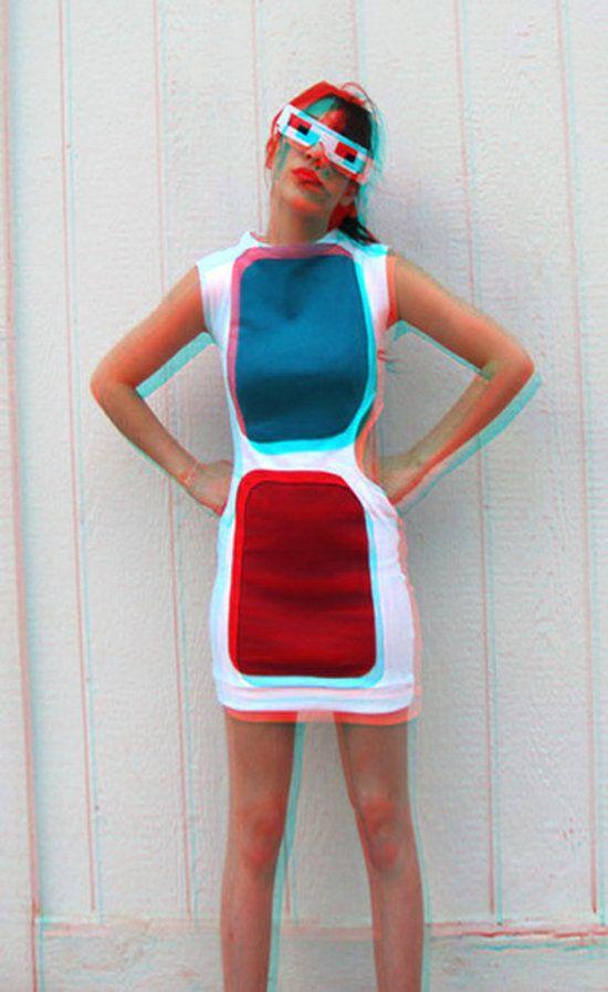 modelos femininos de fantasia para o carnaval 2014 oculos 3d
