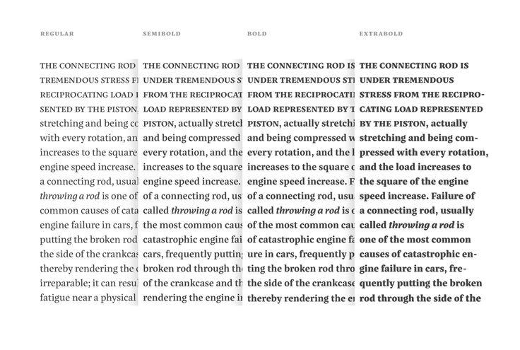 European Design - Eskorte, Agency: Rosetta Type Foundry, Agency URL: http://www.rosettatype.com/, Category: 27. Original Typeface, Award: Bronze, Year: 2014, Country: Czech Republic, City: Brno