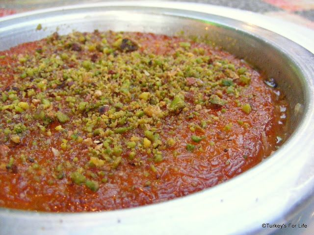 Turkish Künefe - A Sweet Acknowledgement Of Ramazan Bayramı