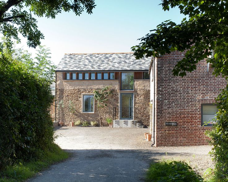 Bude Barn Scheune In England Umgebaut: 83 Best Images About Barn Extensions On Pinterest
