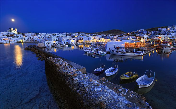 Naousa Paros - What to See and What to do in Naoussa Paros Greece