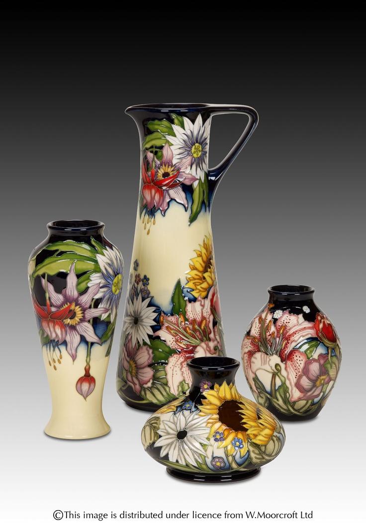 869 best MOORCROFT images on Pinterest   Porcelain, Ceramic art and ...