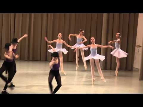 Ютуб видео секс в балете