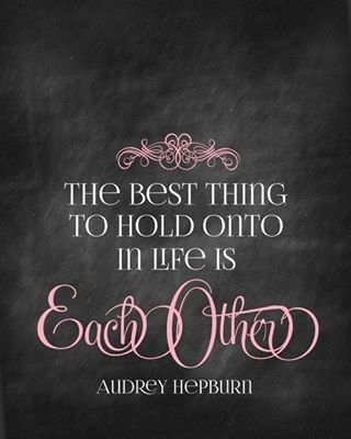 Audrey Hepburn Quote. VargaStore.com loves Audrey!!!! <3 She inspires us when designing our women's fashion.