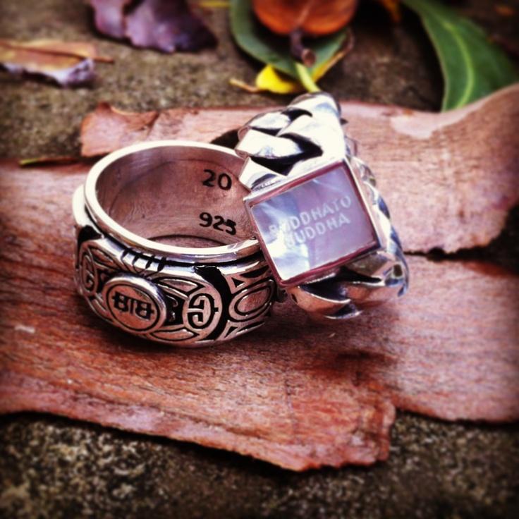 Roan and Chain shell ring by Buddha to Buddha, handmade with love and passion of the finest sterling silver, designed in amsterdam #buddhatobuddha #silver #armcandy #sterling #jewellery #jewelry #handmade #netherlands #amsterdam #design #store.buddhatobuddha #www.buddhatobuddha.com