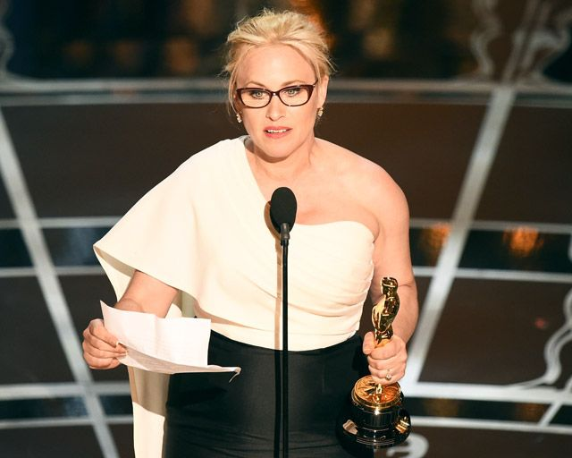 Oscars 2015 the Big Winners.... Performance by an Actress in a Supporting Role Patricia Arquette, Boyhood