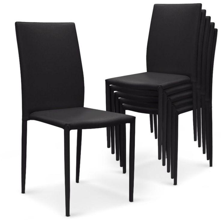 17 mejores ideas sobre comedor 6 sillas en pinterest for Sillas comedor apilables