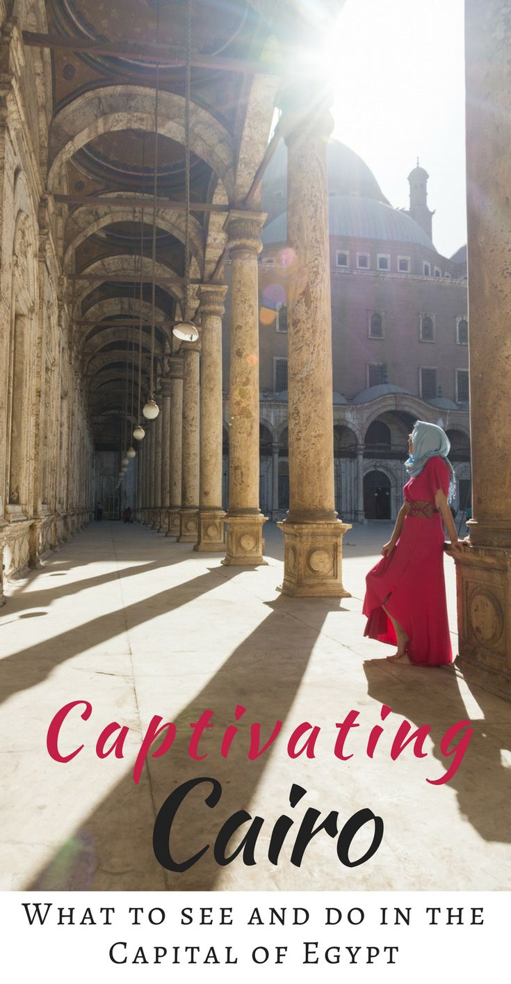 Captivating Cairo: A comprehensive guide to Cairo including sounds, sights, drinks, and bites. How to spend a perfect 4-day in the capital of Egypt! by Wandering Wheatleys (@wanderingwheatleys) #Cairo #Egypt #MiddleEast #Africa #TravelGuide