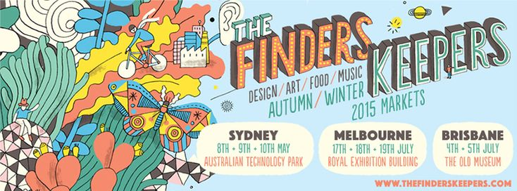 The Finders Keepers   Markets