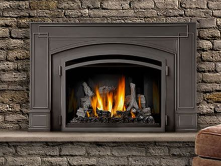 napoleon infrared 3 gas fireplace insert ir3n 1sb in 2018 rh pinterest com