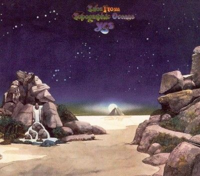 Yes - Tales from Topographic Oceans (Bonus Tracks) (CD)