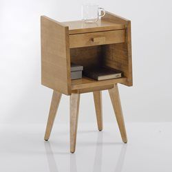 Chevet vintage, Quilda La Redoute Interieurs - Table de chevet