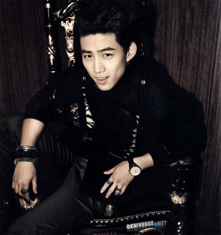 Hands Up | Ok Taecyeon | Pinterest