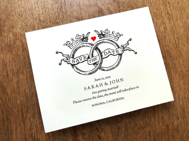 printable wedding save the date cards 10 handpicked ideas to