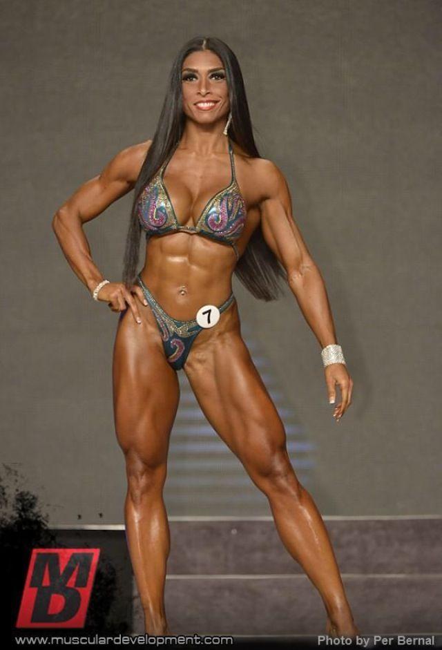 Gal Ferreira Yates 71 best Womenu0027s PhysiqueFitness