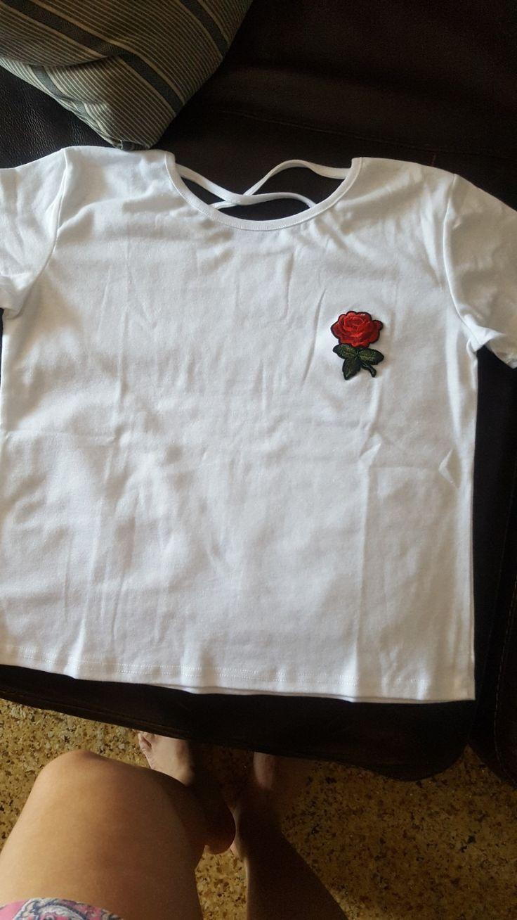 The 25 Best Camisetas Con Parches Ideas On Pinterest Ropa Con  ~ Ideas Para Decorar Camisetas Infantiles
