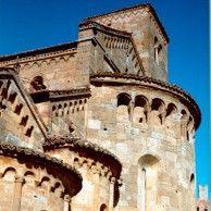 La collegiata romanica di Castell'Arquato