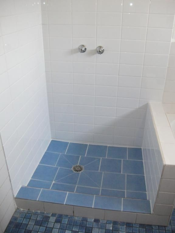 brick tiles or straight tiles layout like this on wall. hate floor.