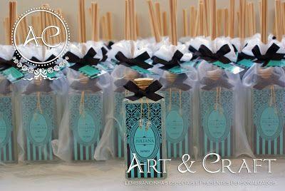 Art e Craft Lembrancinhas Especiais por Patrícia Benedetti: Party Session