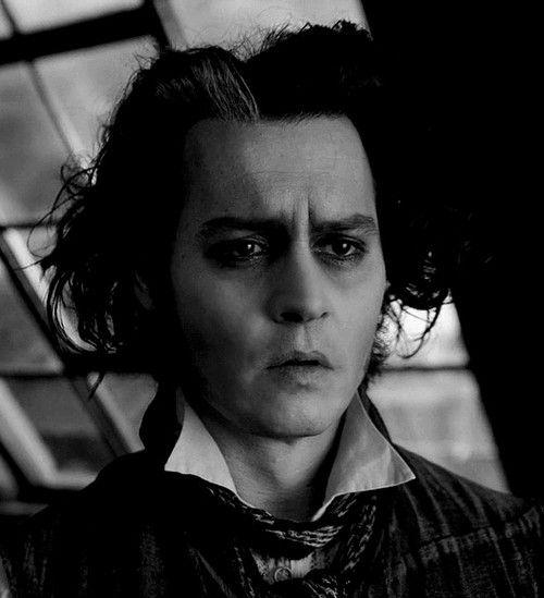 Those eyes...Sweeney Todd