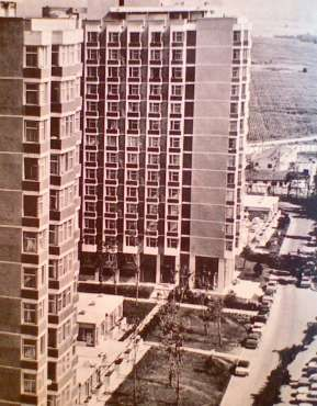 Dimensiuni verticale la Eforie Nord (anii '70)