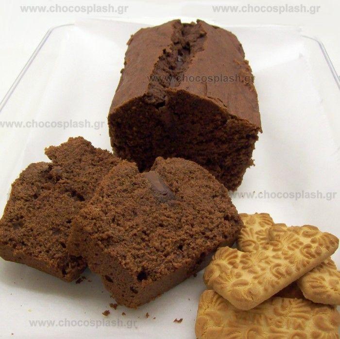 ΚΕΙΚ ΣΟΚΟΛΑΤΑΣ ΜΕ ΓΕΥΣΗ ΜΠΙΣΚΟΤΟΥ Τα μπισκότα που περισσεύουν... νοστιμεύουν