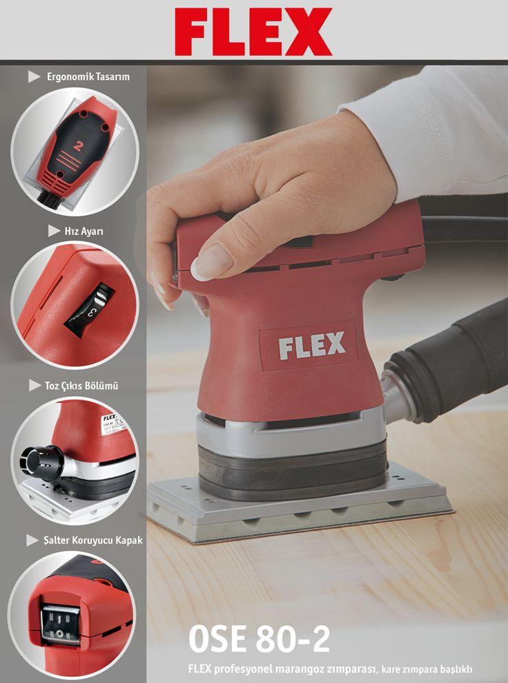FLEX profesyonel marangoz zımpara makinası OSE 80-2 modeli kare tasarımlıdır. Zımpara makinasının toz çıkış bağlantısı ile tozsuz zımparalama mümkün. http://www.ozkardeslermakina.com/urun/zimpara-makinasi-flex-ose80/ #flex #zımpara_makinası #zımpara_makinesi #ahşap_zımpara #marangoz #el_zımpara_makinası #mobilya #hırdavat #özkardeşlermakina