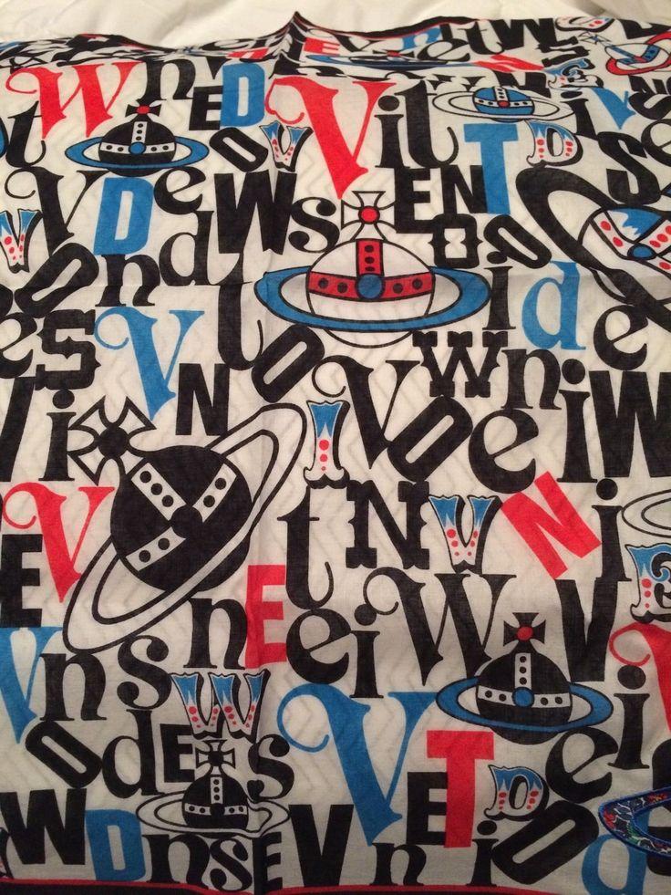 Vivienne Westwood Scarf | eBay