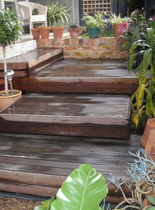 15 best box steps images on pinterest deck steps for Box steps deck