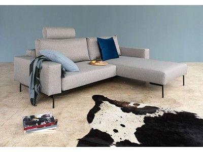 Bragi sofa - in industrial style