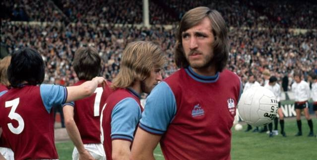 Billy Bonds -The 1975 FA Cup